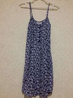 Regatta Blue summer dress