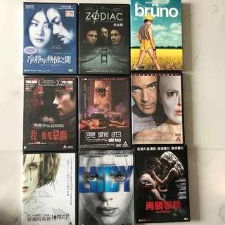 DVD粵語片及西片