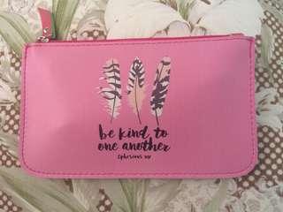 Bible Verse  Cellphone pouch/wallet