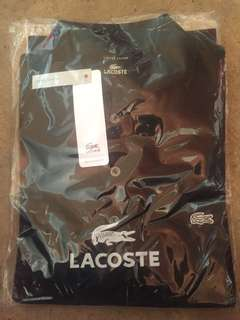 Lacoste Authentic  Silver Edition