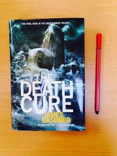 The Death Cure HB
