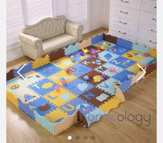 play mat for babies / playpen