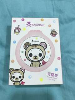 BN tokidoki character compact mirror and comb