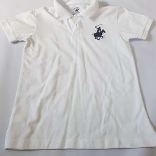 Beverly Hills Polo Shirt Kids Large