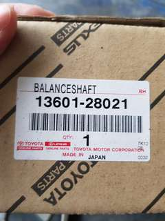 Estima Balance Shaft for ACR50