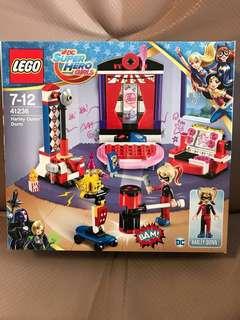 Lego 全新 super hero girls harley quinn dorm 41236