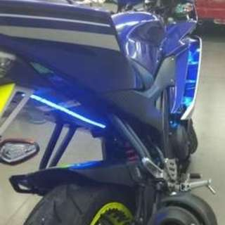 MOTORBIKE LED LIGHT