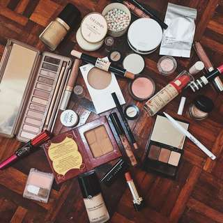 UPDATED PICT selling all of my makeup for RM850!!!