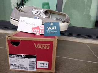 Vans Authentic Style 44 DX Anaheim Factory,  Light Grey