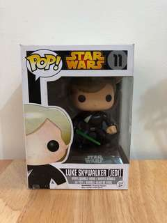 Funko Pop! Star Wars Luke Skywalker (Jedi)