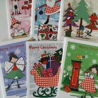 聖誕卡 Christmas card