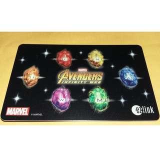 Brand New Marvel Avenger Infinity War : 6 Infinity Stones ezlink card