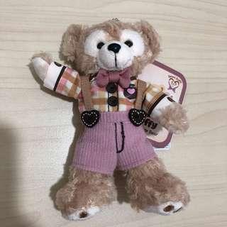 🚚 海洋迪士尼 Sweet Duffy 2017 玩偶吊飾