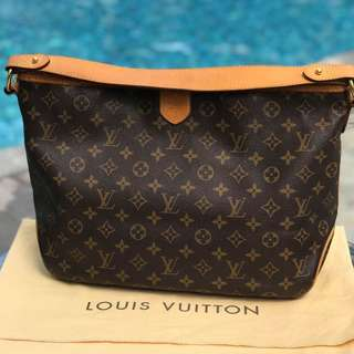 authentic preloved louis vuitton delightful pm monogram