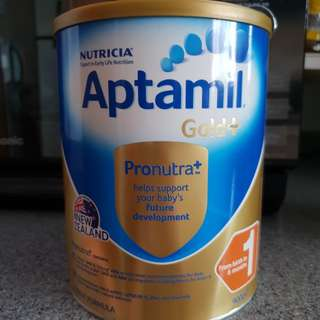 Aptamil infant formula stage 1