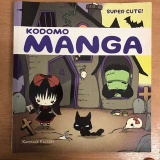 Kodomo Manga Book