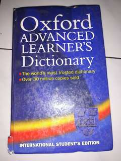 OXFORD Dictionary Like a New