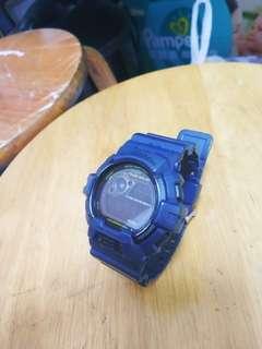 深藍 G-shock