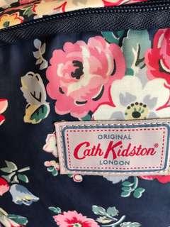 Original Cath Kidston backpack, ginagamit lang kapag umaalis ng bansa.  Binili sa cath kidston villagio mall doha qatar