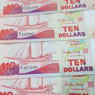 Z series $10 dollar