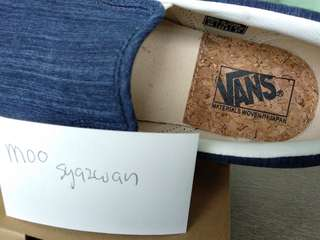 Vans Slip-on V98CL C.Linen Japan Market