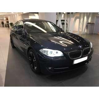 BMW 528I facelift