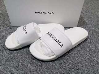 Balenciaga 新款拖鞋 男裝39-42