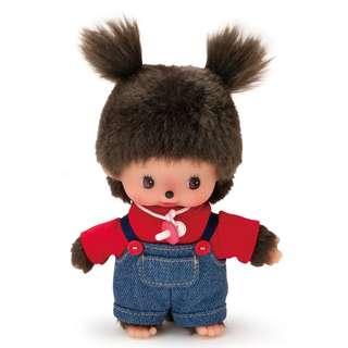 [PO] Sekiguchi Bebichhichi Girl S Plush Doll Overalls
