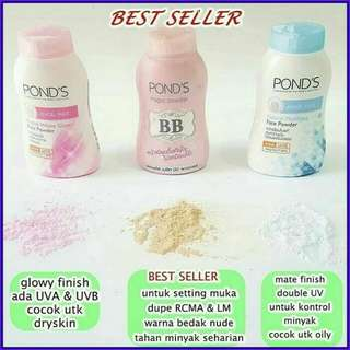 BEDAK BB PONDS / POND'S MAGIC POWDER 100% ORIGINAL THAILAND