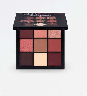 Authentic Huda Beauty Mauve Obsessions Palette
