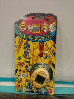 IN GOOD USED CONDITION! Vintage Bandai Morino Tamagotchi
