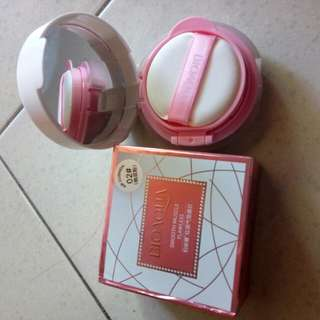 Blusher air cushion