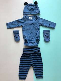 H&M Baby romper set