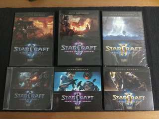 Starcraft 2 - All soundtracks and behind the scenes documentaries