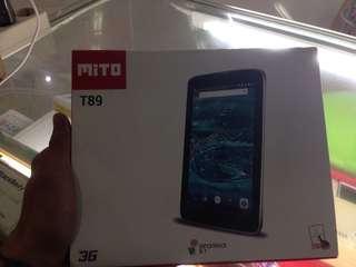 Promo tablet ! Mito tipye T89 bisa tlp