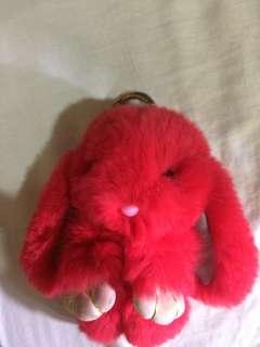 bunny key rings