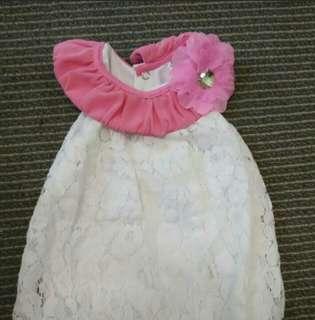 Baby Romper Dress