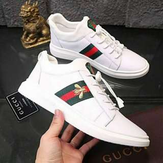 Gucci Ace Leather