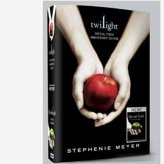 TWILIGHT - SPECIAL TENTH ANNIVERSARY EDITION (LIFE AND DEATH)