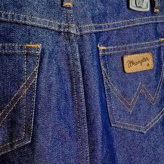 Wrangler Midi Skirt