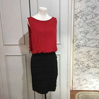 Goodwill Corporate Dress size M on tag fots up to L