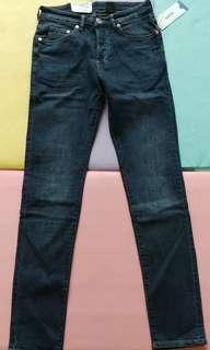 H&M Skinny 牛仔褲 MEN size 29