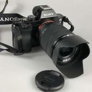 Sony FE 28-70mm f3.5-5.6 OSS with UV filter