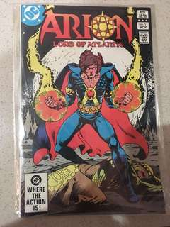 DC Arion #1 1982