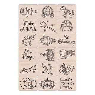Hero Arts Fairy Princess Stamp Set