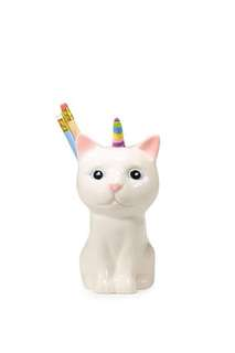 Typo Caticorn Pen Holder