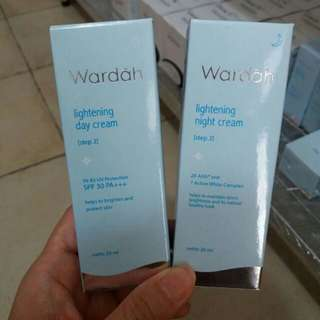 PAKET DAY & NIGHT CREAM