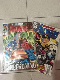 Marvel Avengers x-men bloodties