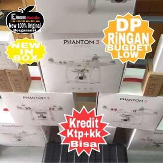Kredit Low Dp DJI Phantom 3 Standard New Original ditoko ktp+kk bisa wa;081905288895