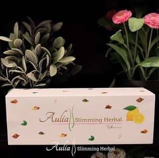 Aulia Slimming Herbal (STRONG)